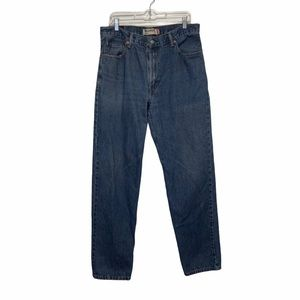 Levi's 550 Relaxed Fit Jeans size 36x36